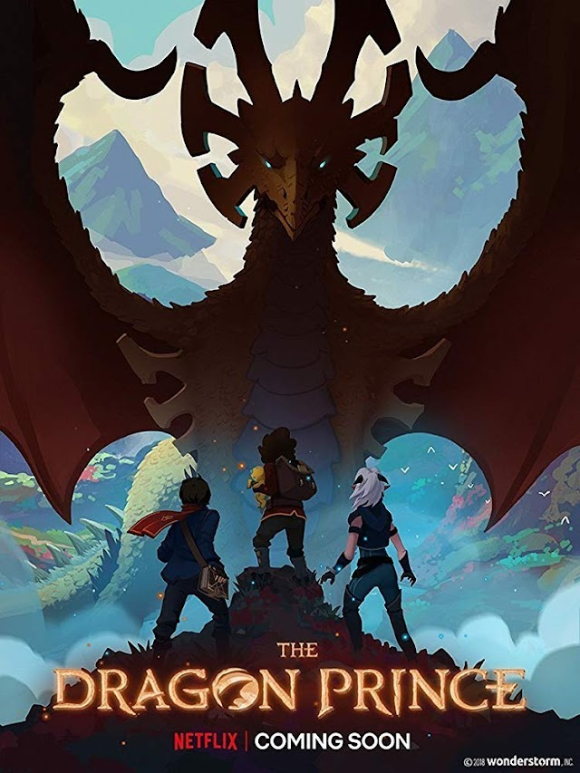 Netflix | Nuevo Trailer Oficial de The Dragon Prince 2018