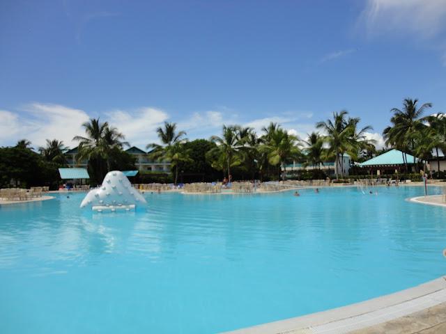 Piscina do Dreams La Romana Resort & Spa