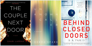 6 Thrillers to Read in August