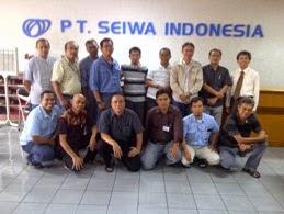 Lowongan Kerja PT SEIWA INDONESIA