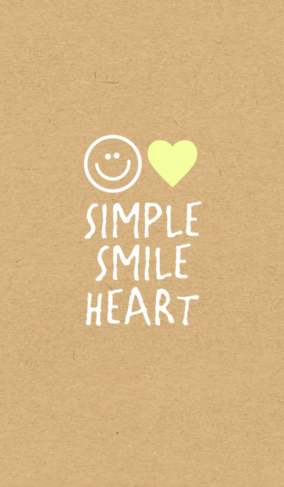 -SIMPLE HEART SMILE 2-