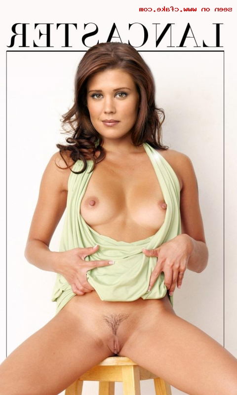 Sarah Lancaster Nude Fakes
