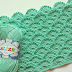 How to make a point scale free pattern crochet.