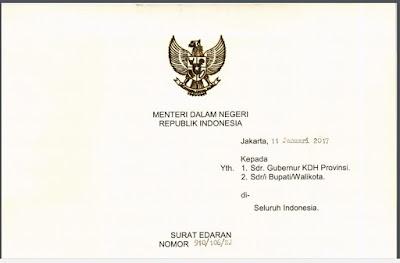49 Juknis BOS, RKAS, RKA-SKPD Sesuai Surat Edaran Mendagri Nomor 910/106/SJ
