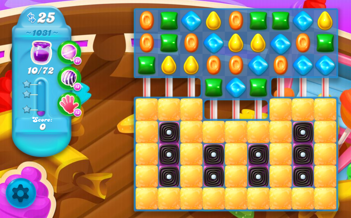 Candy Crush Soda Saga 1031