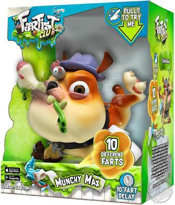 Eolo Fartist Club Toys Munchy Max
