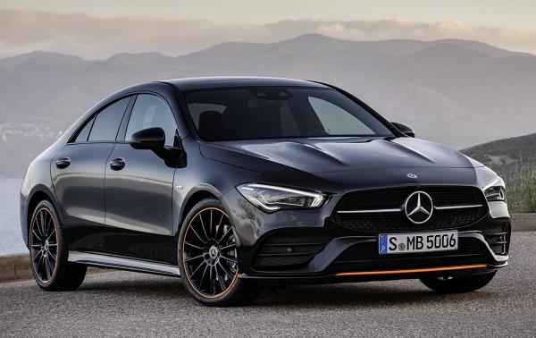 Mercedes Benz CLA Coupé 2019