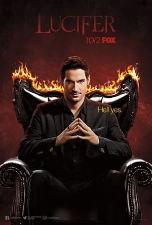 Lucifer - 3ª Temporada Séries Torrent Download capa