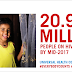 World AIDS Day: 1 December 2017