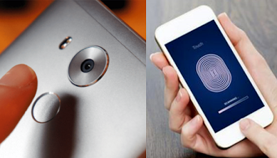 Method On How To Take Selfie/Photos Using Fingerprint Scanner on Android Smartphone