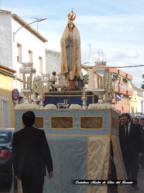Cien años de Fátima