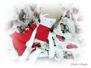 pijama infantil stella scheffer