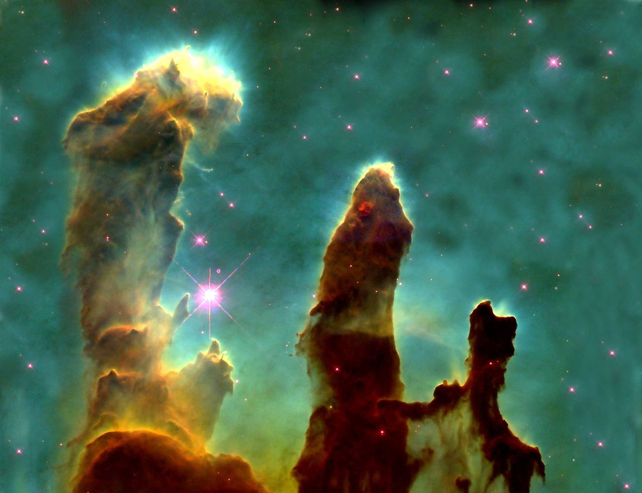 eagle star nebula - photo #31