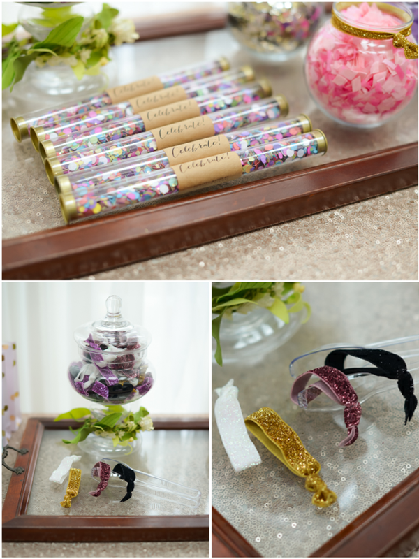 A Sweet 16 Birthday Party with Chalkboard Printables - via BirdsParty.com