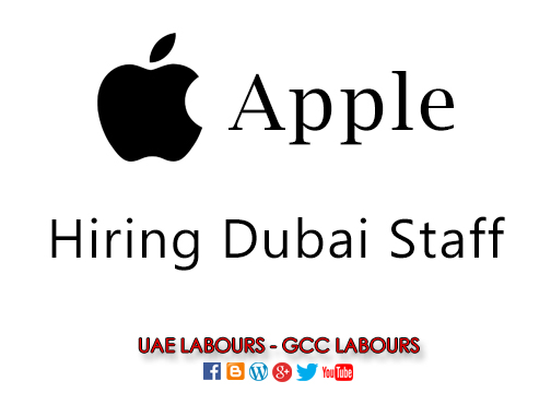 Apple vacancies, Dubai Apple vacancies, Dubai Jobs, Dubai job sites, jobs in Dubai