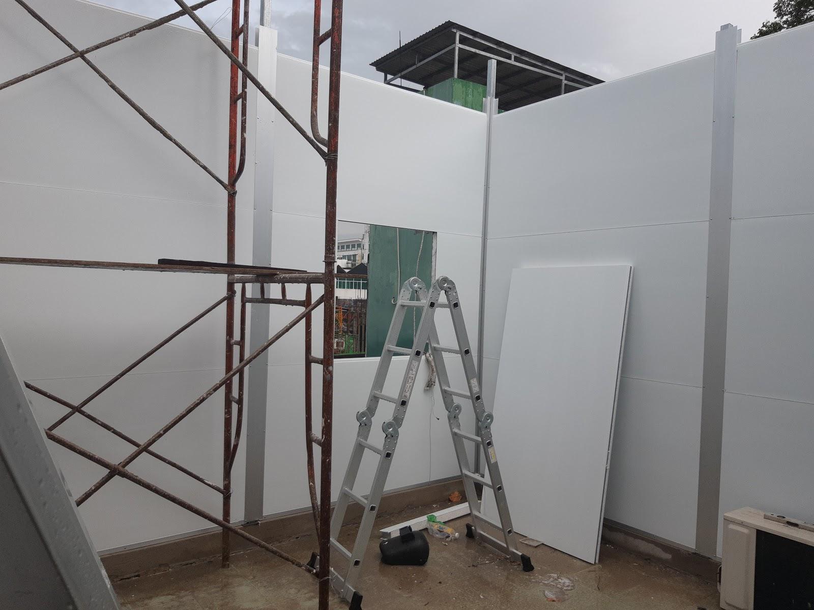 nhà lắp ghép panel