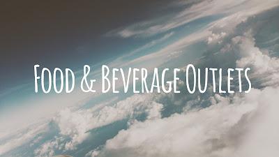 Food & Beverage Outlets