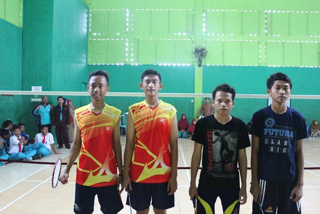 AKSIOMA Badminton MAN 2 Ponorogo 2016