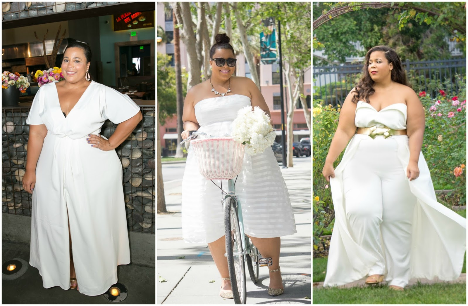 Alternative Looks for the Plus Size Bride - Garnerstyle