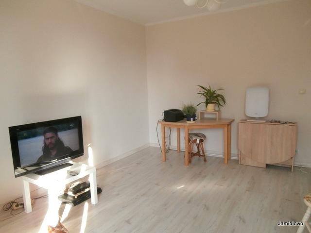 mieszkanie po wielkim sprzątaniu i remoncie