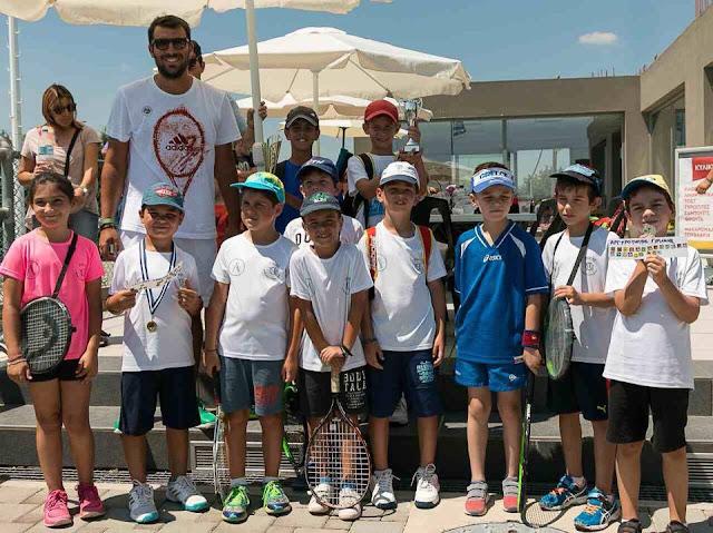 Αγωνιστικές επιτυχίες του ΡΗΓΑ ΑΟΑΑ στα ενωσιακά τουρνουά κάτω των 10 ετών