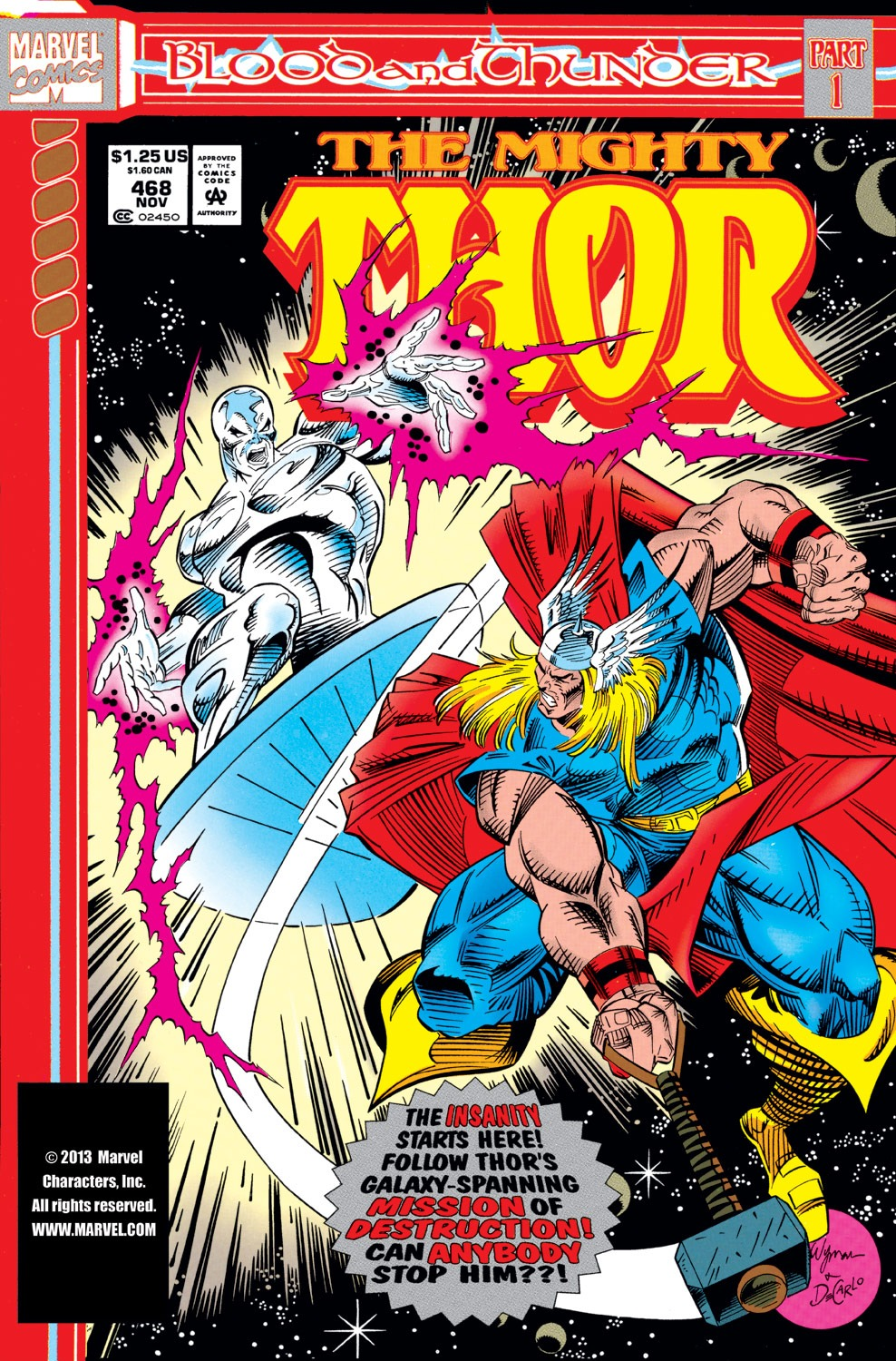 Thor (1966) 468 Page 1