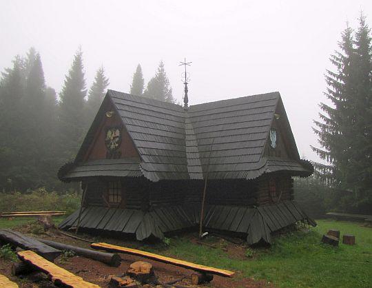 Kaplica Matki Boskiej Królowej Gorców.