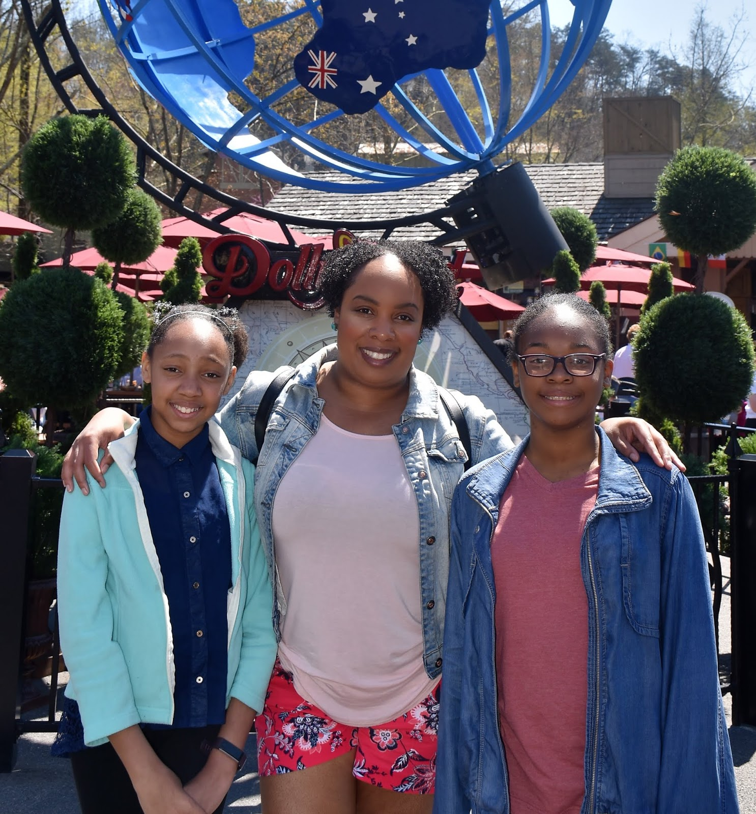Family Fun at Dollywood