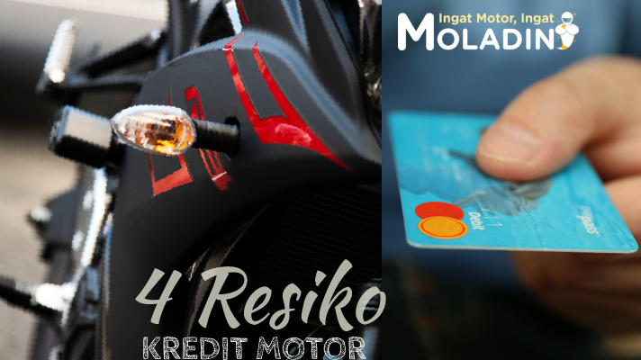 Inilah 4 Resiko Jika Ambil Kredit Motor DP Murah