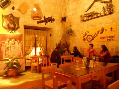 Las Quenas, donde salir en Arequipa, lugares para salir en Arequipa, fiesta en Arequipa