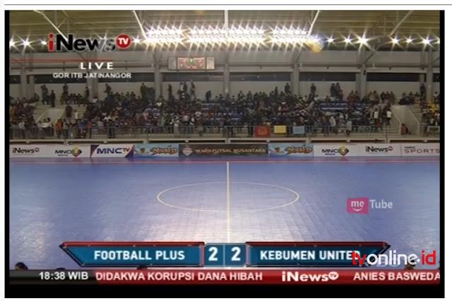 Kebumen United Angel Juara Liga Futsal Nusantara 2017