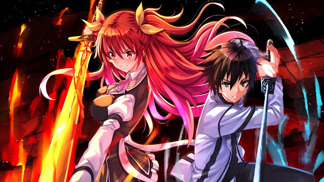 Download OST Opening Ending Anime Rakudai Kishi no Cavalry Full Version