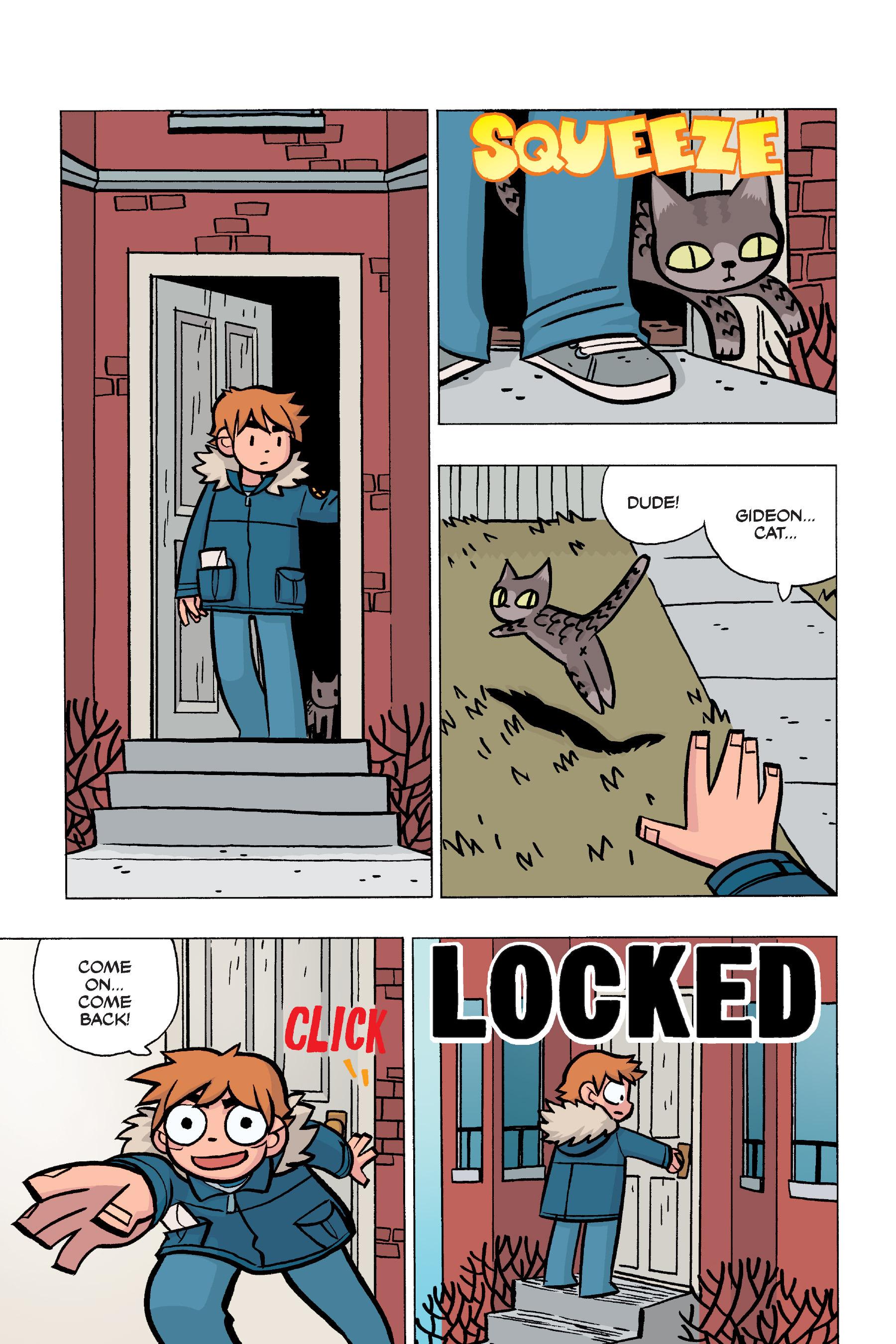 Read online Scott Pilgrim comic -  Issue #5 - 144