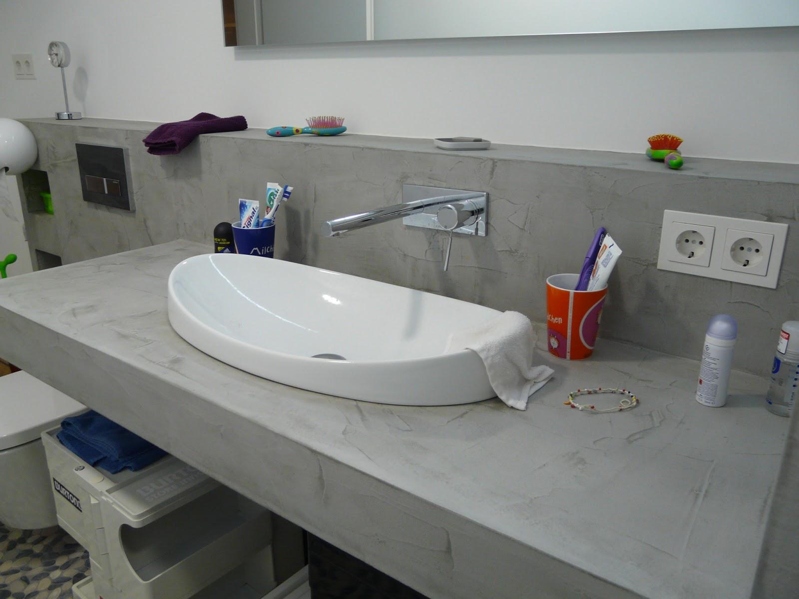 fugenlose dusche selber machen raum und m beldesign inspiration. Black Bedroom Furniture Sets. Home Design Ideas