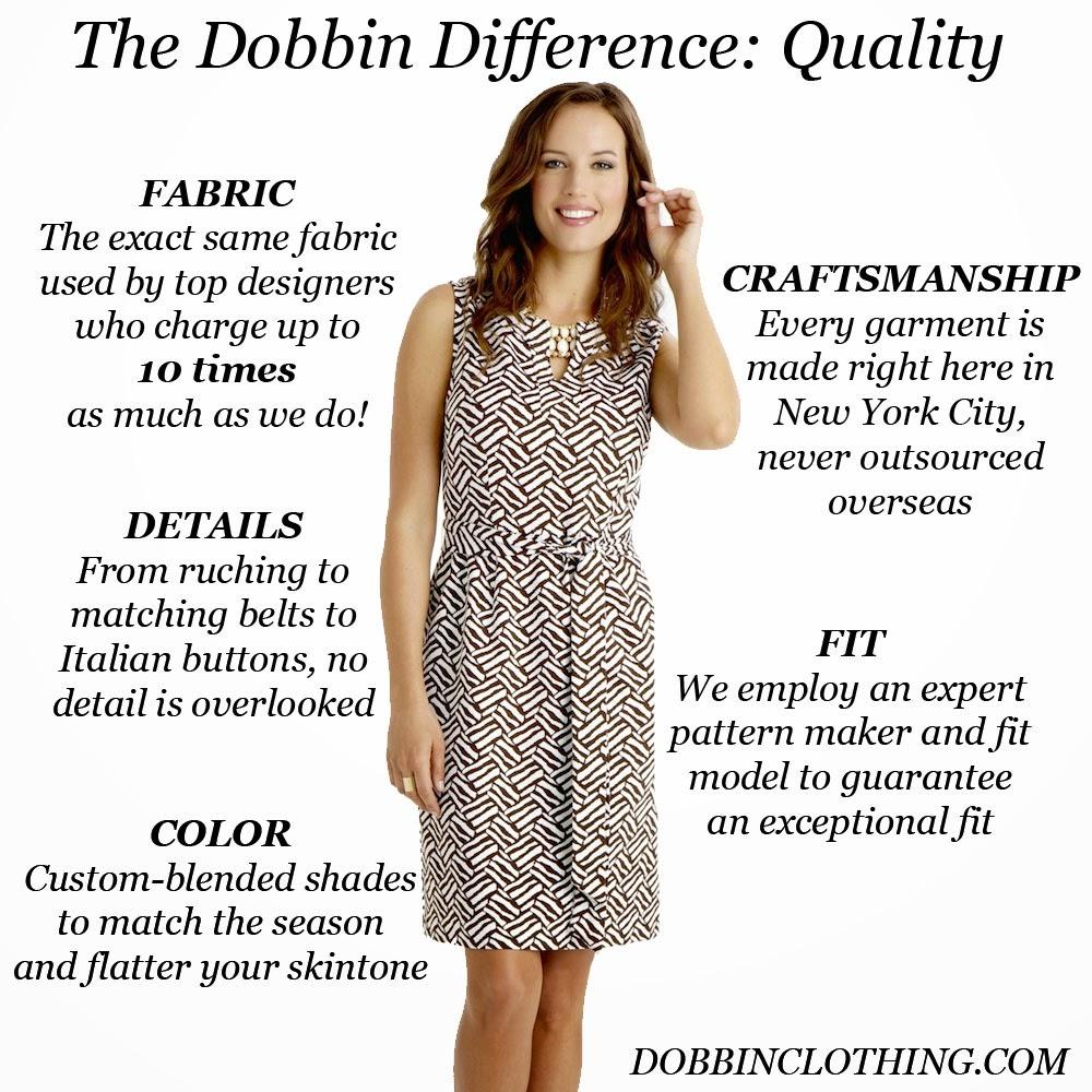 Dobbin Clothing: July 2014