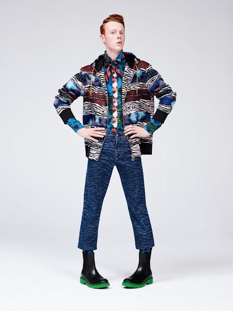 kenzo x h&m lancio collezione kenzo h&m modelli collezione kenzo h&m autunno inverno 2016 tendenze moda fashion blog di moda italiani
