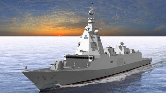 El Gobierno autoriza la adquisición de las nuevas fragatas F-110 por 4.317 millones de Euros
