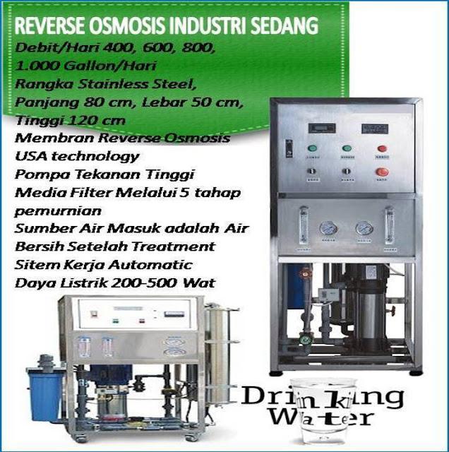 Reverse Osmosis Industri