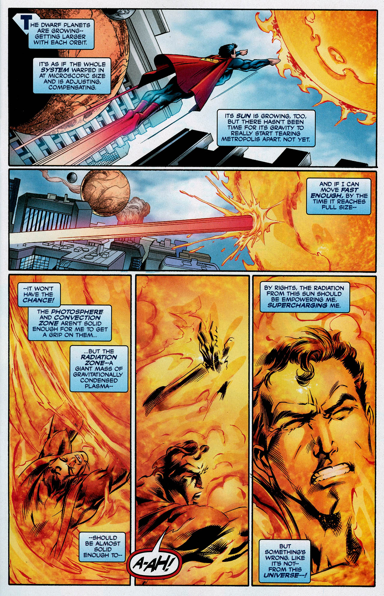 Read online Trinity (2008) comic -  Issue #2 - 8