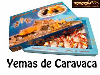 Yemas de Caravaca