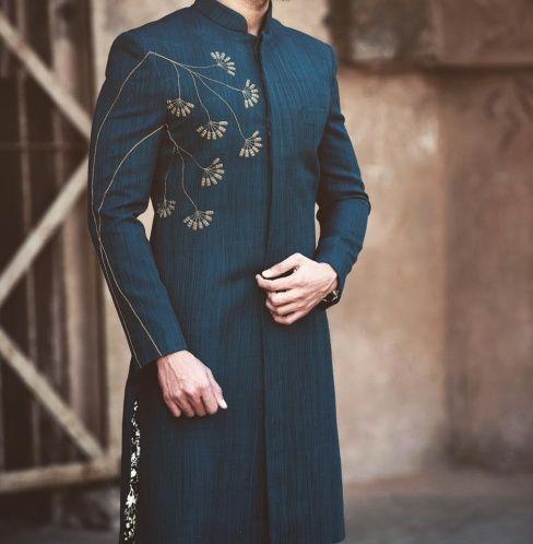 40 Top Indian Engagement Dresses for Men   Latest Groom