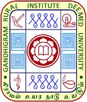 Gandhigram Rural Institute Recruitment