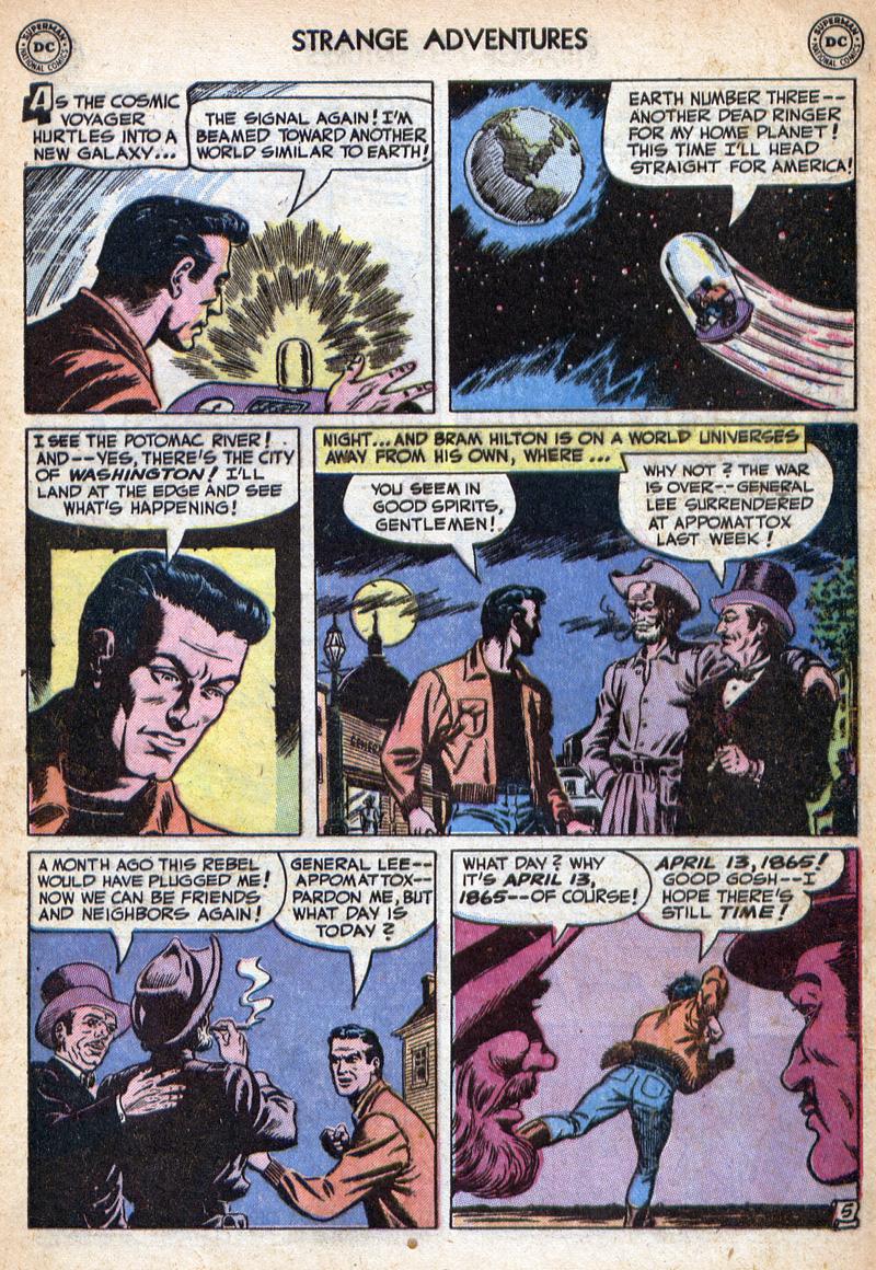 Strange Adventures (1950) issue 10 - Page 19
