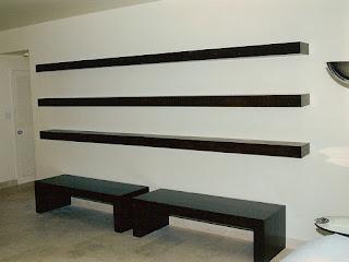 Amazing Floating Shelves