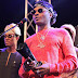 Wizkid on stage along side Eminem and Beyonce & The weekend @2018 Coachella Music & Arts Festival