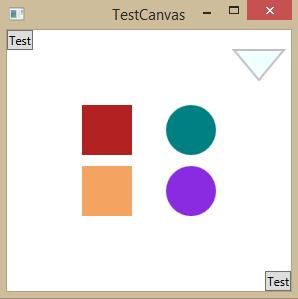 Windows Presentation Foundation (WPF): XAML WPF Canvas