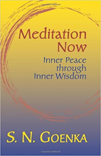 Meditation Now by S. N. Goenka PDF Book Download