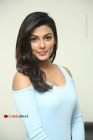 Anisha Ambrose Latest Pos Skirt at Fashion Designer Son of Ladies Tailor Movie Interview .COM 0651.JPG