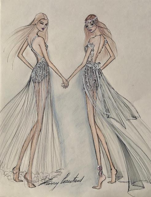 fanny liautard collection robes de mariage créateur paris