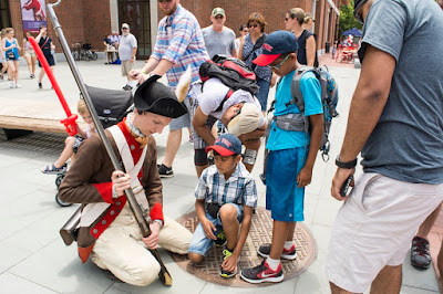 Museum of the American Revolution in Philadelphia, Pennsylvania